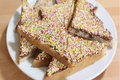 Nutella Fairy Bread