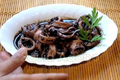How To Make Filipino Pusit Adobo