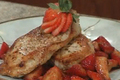 How To Make Pork Chops with Strawberry Salsa
