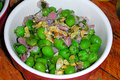 How To Make Florentine Peas
