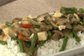 How To Make Thai Mushroom and Tofu Curry