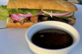 French Dip Sandwich Goes Asian
