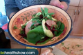 How To Make Grapefruit Beet And Avocado Salad With Lime Vinaigrette