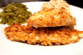 How To Make Onion Fried Chicken And Wild Rice
