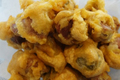 Fried Popcorn Chicken Gizzards