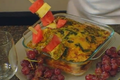 How To Make Turkey, Spinach & Sausage Frittata