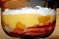 How To Make Classic Fruit Custard