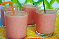 Chilled Fruity Smoothie
