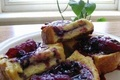 How To Make Fruited French Toasted Sandwiches