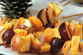 How To Make Fruity Grilled Skewers