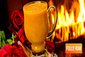 How To Make Fullyraw Persimmon Nog