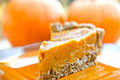 FullyRaw Pumpkin Pie