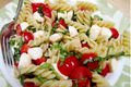 How To Make Fusilli Checca