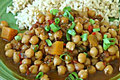 How To Make Vegetarian Garbanzo Stew (chickpea)