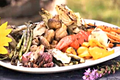 How to make Grilled Garden Vegetables