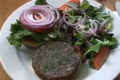 How To Make Fresh Garden Burger