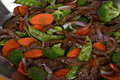 How To Make Garlic-ginger Beef Stir-fry