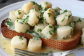 How To Make Scallops In Garlic Parsley Sauce