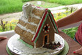 Ginger Bread House From Scratch