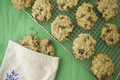 Gluten Free Vegan Oat Cookies: Meatless Monday Earth Day