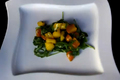 Golden Beet and Yellow Carrot Salad
