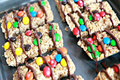 How To Make Homemade No-bake Granola Bars-no-bake
