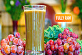 Healthy Grapes and Kale Juice - Grale Juice