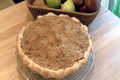 How To Make Grated Apple Pie: Sweet World #6