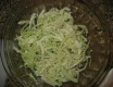 Coleslaw With Caraway Seed And Vinegar