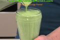 How To Make Green Avocado And Fruit Smoothie