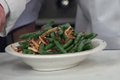 How To Make Healthy Green Beans Almondine
