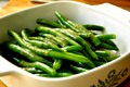 How To Make Green Beans With Hot Vinaigrette