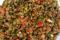 Green Lentil Salad