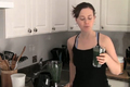How To Make Refreshing Green Smoothie