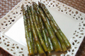 How To Make Salty - Sour Grilled Asparagus