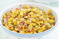 Wegmans Grilled Corn, Bean and Radish Salad