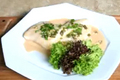 How To Make Grilled Fish With Coconut And Onion Sauce