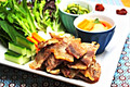 How To Make Grilled Pork Belly ()