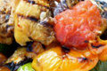How To Make Grilled Vegetables Salad With Asian Dressing