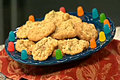 How To Make Oatmeal And Gumdrop Cookie