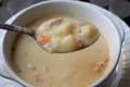 Ham, Potato and Vegetable Soup