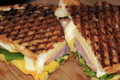 How To Make Grilled Ham And Cheese Sandwich