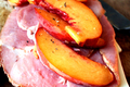 How To Make Stir Fry Ham & Peaches