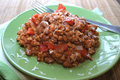 Health and Fiber Rich Chili Con Carne