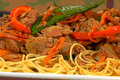 How To Make Healthy Asian Pork And Pasta