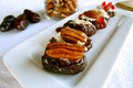 How To Make Goat Cheese Stuffed Dates