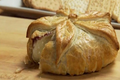 Holiday Brie en Croute
