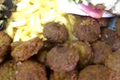 How To Make Home Made Fried Falafel