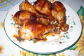 How To Make Honey Mustard Barbecued Chicken