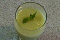 How To Make Minty Honeydew Kiwi Smoothie